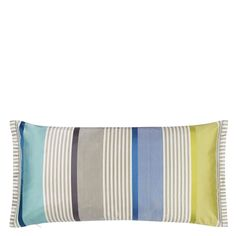 Bellariva Lapis Throw Pillow | Designers Guild