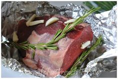 Roast beef in Varoma