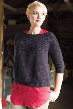 Ravelry: Coburn Pullover pattern by Bristol Ivy