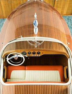 Check out this great website if you would like to learn how to build your own wooden boat. A great hobby or father and son project. Riva Boat, Yacht Boat, Old Boats, Small Boats, Wooden Speed Boats, Classic Wooden Boats, Wooden Boat Building, Build Your Own Boat, Vintage Boats