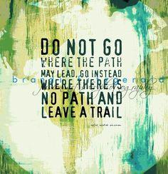 Inspirational quote via www.Facebook.com/SkillShare