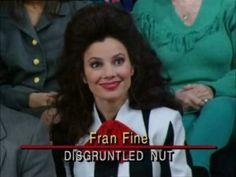 Fran Fine = me | 10 Dinge, die wir von der Nanny lernen können www.couchtalk.net