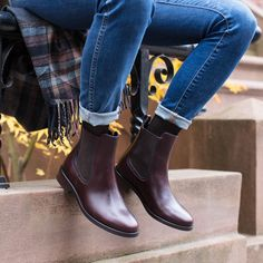 Womens Brown Duchess Chelsea Boot Thursday Boot Company - Mens Boots - Ideas of Mens boots Brown Chelsea Boots Outfit, Womens Chelsea Boots, Streetwear, Velcro Shoes, Mens Winter Boots, Fashion Boots, Fashion Edgy, Cheap Fashion, Fashion Hair