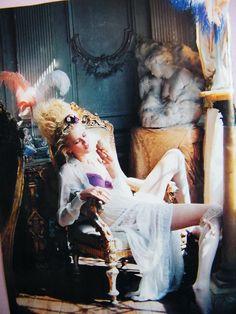 Very Marie Antoinette