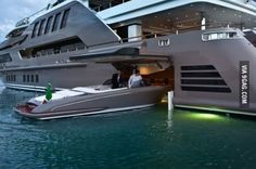If I wanted a Yacht...~Wealth and Luxury