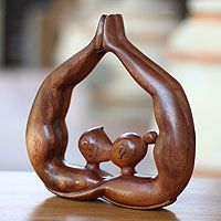 Heart Kissing from @NOVICA, They help #artisans succeed worldwide.