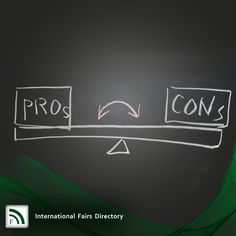 If you attend a trade fair compare and discuss specific issues, features, prices and conditions. #interfairstip