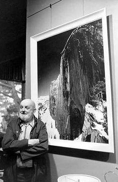 Ansel Adams | Monolith, The Face of Half Dome
