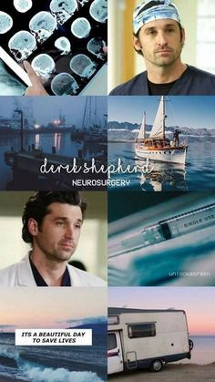 It's a beautiful day to save lives Derek Shepherd, Grey Quotes, Grey Anatomy Quotes, Grey's Anatomy Wallpaper, Lexie Grey, Dark And Twisty, Youre My Person, Meredith Grey, Med School