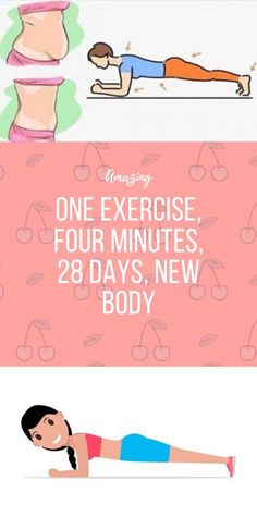 One Exercise, Four Minutes, 28 Days, New Body Health And Fitness Apps, Health And Wellness Coach, Wellness Fitness, Fitness Diet, Health Articles, Health Advice, Reduce Thighs, Belly Fat Workout, Good Healthy Recipes