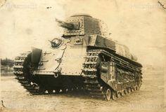 ORIGINAL WWII JAPANESE PHOTO: ARMY TANK!! GREAT PHOTO!!