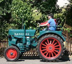 Hanomag - Tractor