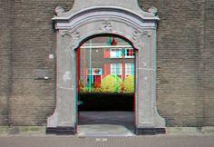 Poort Regentenhof Dordrecht 3D