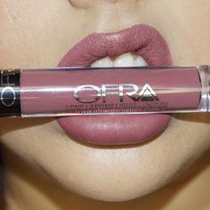 Ofra Cosmetics Tuscany Liquid Lipstick