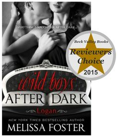 Beck Valley Book Tour Reviewers Choice for 2015....... Wild Boys After Dark: Logan by @thinkhappygirl Books To Read, My Books, Choice Awards, After Dark, Bad Boys, Bestselling Author, Book Review, Logan, The Fosters