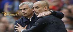 Ucapan Selamat Mourinho untuk Guardiola - Agen Bola Piala Dunia