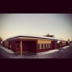 My school, year 1-3. Anderstorp, Skellefteå