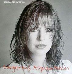 Marianne Faithfull - Dangerous Acquaintances (Vinyl, LP, Album) at Discogs Marianne Faithfull, Vinyl Lp, Vinyl Records, 60s Icons, Steve Winwood, Island Records, Mick Jagger, Her Music, Soul Music