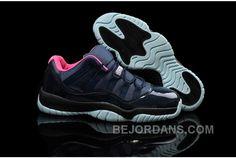 http://www.bejordans.com/big-discount-nike-air-jordan-11-black-pink-csbbm.html BIG DISCOUNT NIKE AIR JORDAN 11 BLACK PINK CSBBM Only $67.00 , Free Shipping!