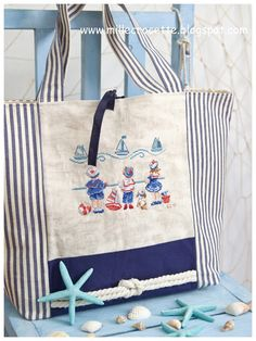 cross-stitch and fantasy: bag Embroidery Purse, Cross Stitch Embroidery, Bag Packaging, Hip Bag, Linen Bag, Denim Bag, Quilted Bag, Fabric Bags, Handmade Bags