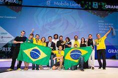 Brasil 2014 - 107 Leoes, sendo 1 Grand Prix de Mobile, 15 Ouros, 31 Pratas… - Blue Bus