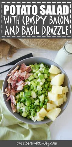 Potato salad | Sweet Caramel Sunday