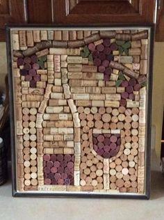 Wine Bottle Cork Crafts 4