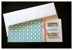 Letterpress Congrats Card
