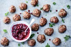 Ruotsalaiset lihapullat uunissa Eat, Ethnic Recipes, Food, Essen, Yemek, Meals