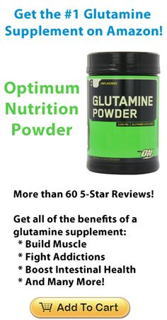 Glutamine is absolutely critical to gastrointestinal health. Studies have shown it fixes such problems as ulcers and leaky gut, sometimes very quickly. It also helps overall with your digestive system, as it is one of the most important nutrients for your intestine.