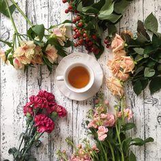 インスタ風のpic撮ってみた みなさまにとって素敵な一日になりますように✨ Have a cup of tea, have a blight Tuesday! #tv_stilllife #tv_lifestyle #naturelovers #flowerstagram #global_ladies #still_life_gallary #floweroftheday #flowerstalking #flowermagic#dsfloral #9vaga_shabbysoft9 #9vaga_flowersart9 #loves_flowers_ #tea_cup_tuesday #coffeeandseasons #teaandseasons #spring #flower