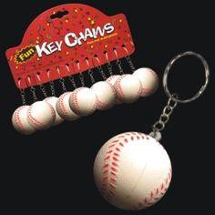 Baseball Keychains from Windy City Novelties