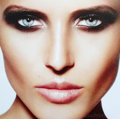 somos-moda:Maquillaje de moda Hermosas Tendencia Juvenil!