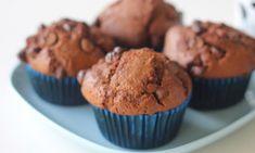 Chocolate chip cupcakes - Gluten free