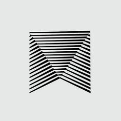 Jesús Soto Museum of Modern Art by Gerd Leufert | 1970 #logotheke #logo #logomark #logoinspirations #brandidentity #brand #identity #branding #logodesigner #graphicdesign #modernist #modernism #icon #symbol #mark #museum #gerdleufert