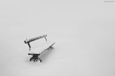 minimalist photography, No One Else