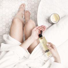 Shower ✔️ Body Oil✔️ Stun ✔️ #Moisturize #Smooth
