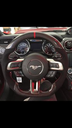 mustang in Parts & Accessories 2018 Mustang Gt, Mustang Gt500, Ford Mustang Shelby Gt500, Us Cars, Sport Cars, Ford Mustang Wallpaper, Mustang Interior, Mustang Parts, Mustang Convertible