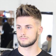 awesome 50 Stunning Men's Haircuts For Thin Hair – Styles That Fit Your Lifestyle Check more at http://stylemann.com/best-haircuts-for-thin-hair/