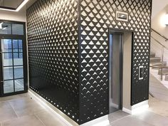 Miles and Lincoln - the UK's leading designer of laser cut screens for architecture and interiors, laser cut panels, balustrades and suspended ceilings