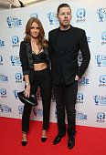 Professor Green and Millie Mackintosh attends the Global Make Some Noise event at Supernova on November 20, 2014 in London, England.