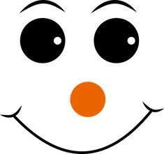 image regarding Printable Snowman Faces Templates called 451 Great Faceseyesetc. photos in just 2019 Eyes, Faces