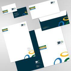 Identidade Visual - Papelaria 3P Brasil