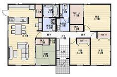 Home plans craftsman interiors 20 New Ideas Small House Plans, House Floor Plans, Exterior Siding Colors, Craftsman Floor Plans, Gym Room At Home, Craftsman Interior, Home Studio Music, House Color Schemes, Home Design