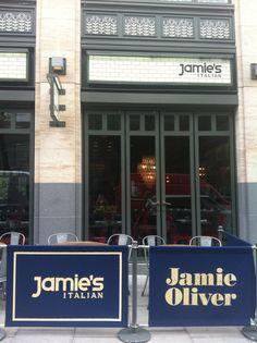 Jamie`s Italian, londres