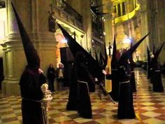 This is the most important event in thge catholic church - Holy Week. The place is Cathedral of the Malaga city, Spain. Malaga City, Holy Week, Catholic, Cathedral, Spain, Sky, Concert, Places, Heaven