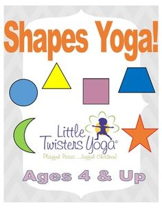 1000+ images about Beginning Yoga_First Yoga Poses for Toddlers and ...