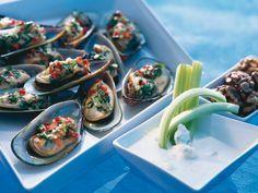 Musslor med chili och lime Receptbild - Allt om Mat