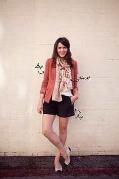 Why not wear shorts in fall/winter? You can read my opinion about shorts on the blog today, as well as fashion inspirations. Sexy! ;-)  .......................  Warum im Herbst oder Winter nicht auch mal Shorts tragen? Meine Meinung dazu könnt ihr heute auf meinem Blog nach lesen. Sexy! ;-)    http://bootsmannundtornado.net/2012/10/24/shorts-for-fallwinter/    #shorts #outfit #mode #womenswear #bootsmannundtornado #hosen #winter #fall #autumn #fashion