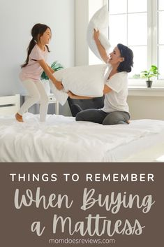 5 Things To Keep In Mind When Purchasing Mattresses Make Up Your Mind, Keep In Mind, Best Mattress, Mattresses, 5 Things, Factors, Other People, Home And Living, Memory Foam